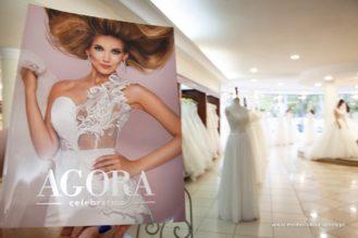 Producent sukien ślubnych Agora Celebration