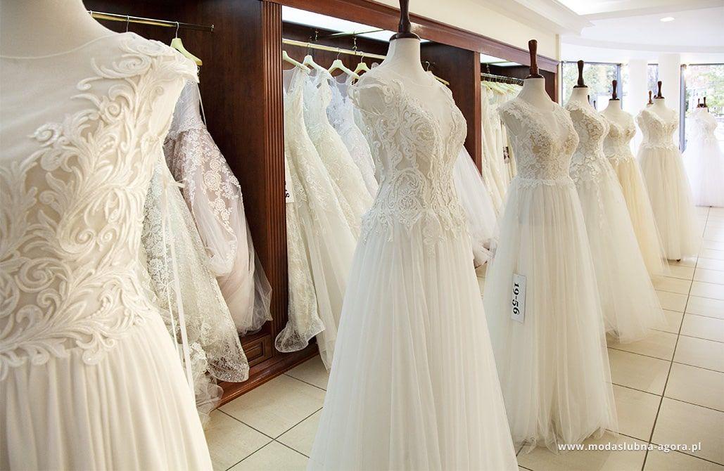 Salon sukien ślubnych Agora Celebration