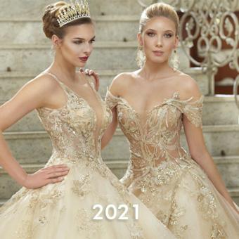 Suknie ślubne Agora Wrocław kolekcja 2021