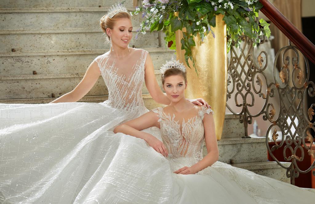 Princessy suknie ślubne Agora Celebration