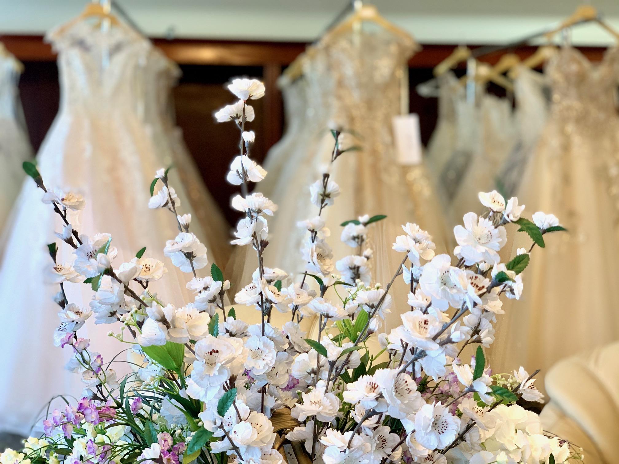 agora celebration handmade wedding dresses