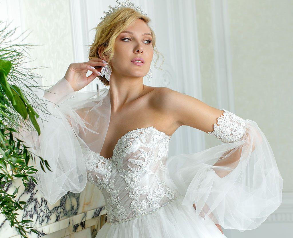 Suknie ślubne Agora z akcesoriami